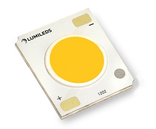 Lumileds dostarcza trzecią generację diod LED COB