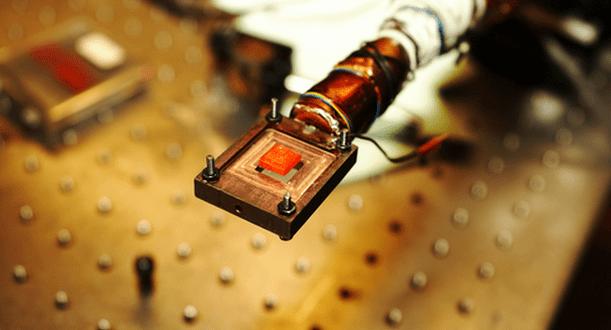 Panel słoneczny i diody LED w jednym